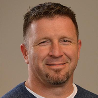 Mike Raczynski headshot