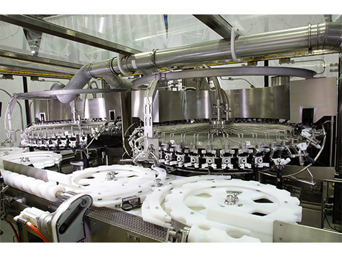 Container Rinsing & Sterilization Equipment
