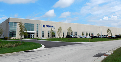 Federal New Office/Facility