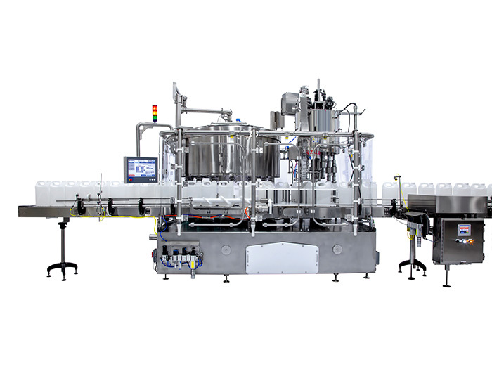 Weight Filling Systems