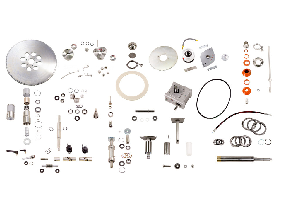 Level Filler Critical Spares Kit Federal