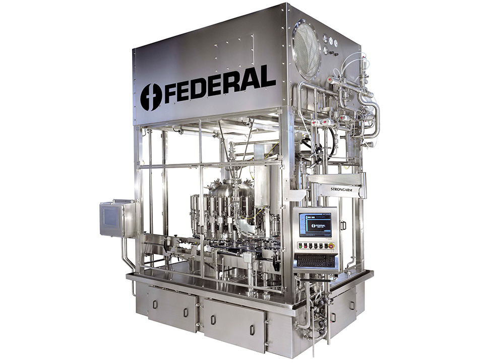 Net Weight Filler Equipment Food Beverage Industry Federal
