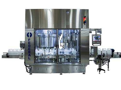 Weight Filling Machines Weight Fillers Amp Equipment Federal